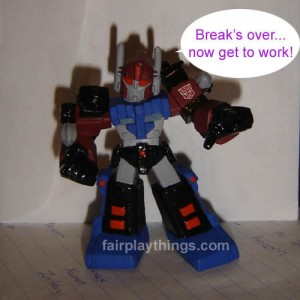 Earth 3 Magnus? Or just another Convoy? You decide!