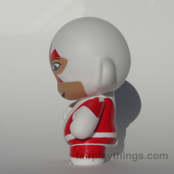 Captain Canuck - side view