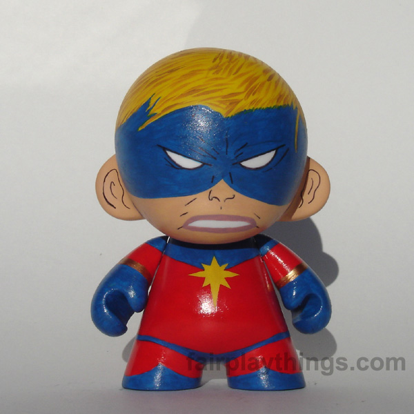 Captain Mar-vell - front view
