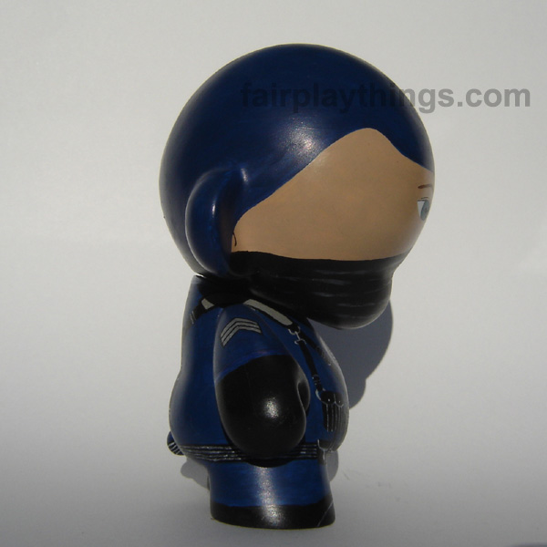 Cobra Officer (side view)