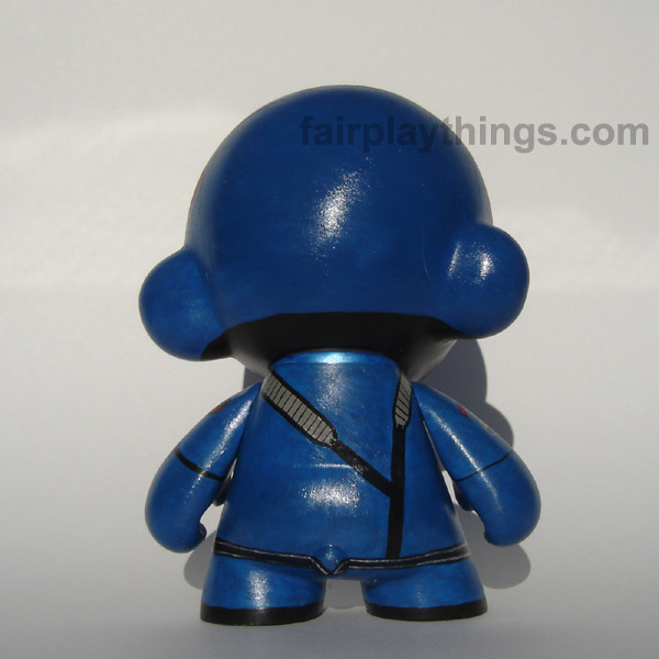 Cobra Soldier (back view)