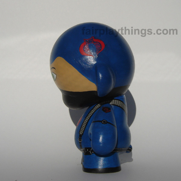 Cobra Soldier (side view)