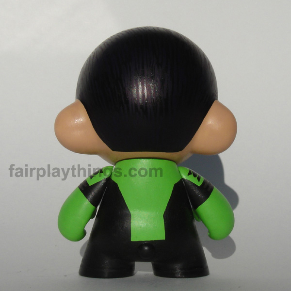 Green Lantern (Kyle Rayner - back view)