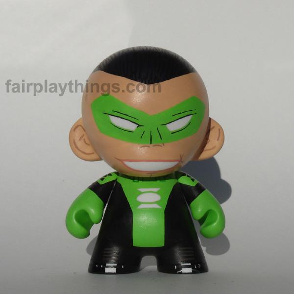 Green Lantern (Kyle Rayner) - front view