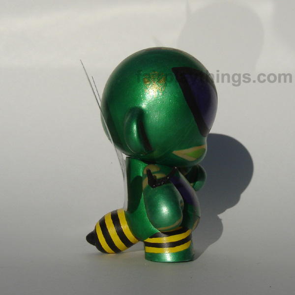 Waspinator - side view