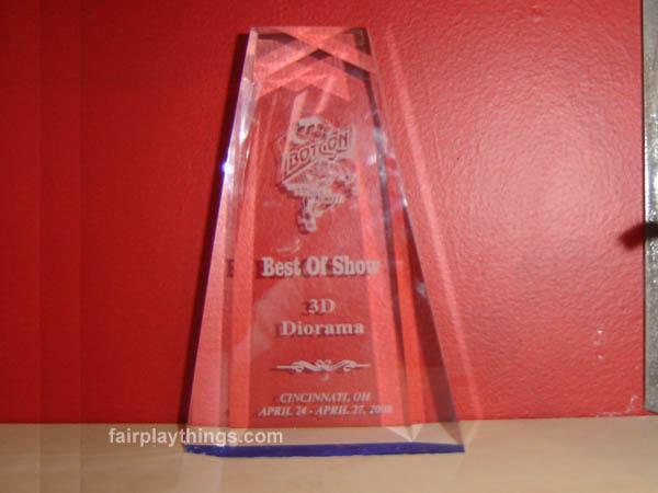Best in Show (3D Diorama), Botcon 2008