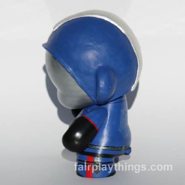 Cobra Commander - side view