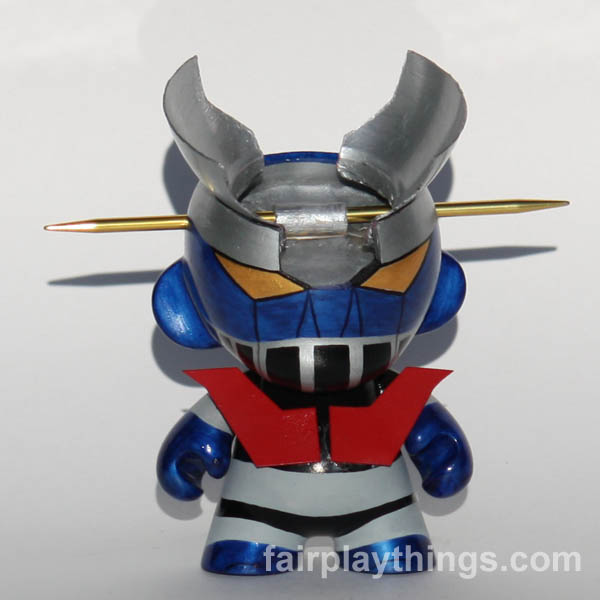 Mazinger, without ship