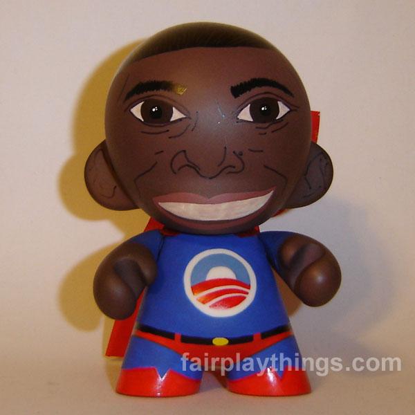 Barack Obama (front view)