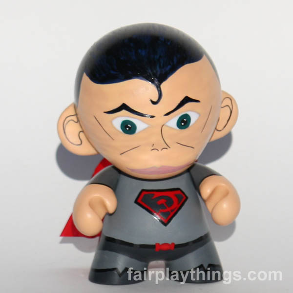 Superman Red Son - front view