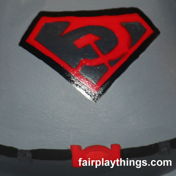 Superman Red Son - crest
