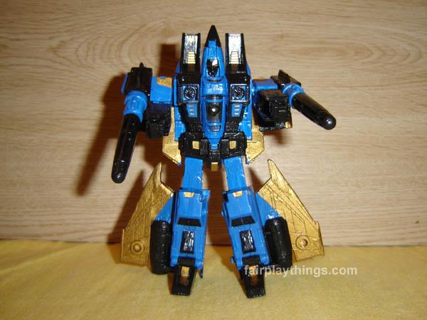 Dirge (robot mode)
